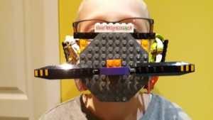 Masque hélice